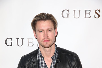 Chord Overstreet Flaunt And Guess Celebrate The Alternative Facts Issue Hosted By Joe Jonas And DNCE