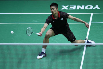 Chou Tien Chen Thomas & Uber Cup - Day 1
