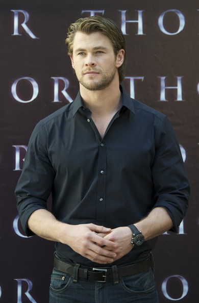 pics of chris hemsworth as thor. Chris Hemsworth Attends #39;Thor#39;