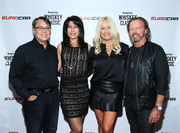 Orange Coast Whiskey Classic 2019 [event,premiere,little black dress,jeff miyaoka,tasha anderson,chris anderson,dorothy miyaoka,orange coast whiskey,l-r,costa mesa,california,orange coast whiskey classic,eurocar]