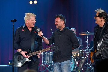 Chris Booker iHeartRadio LIVE With The Offspring