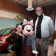 Chris Bosh Minnie Mouse attends the Create & Cultivate 100 List Launch Party 2020