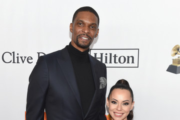 Chris Bosh Grammy Salute To Industry Icons Honoring Jay-Z - Arrivals