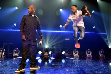 Chris Brown Chris Brown For iHeartRadio Live With Special Guest T.I.
