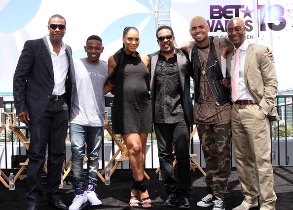 BET Awards Press Conference in LA