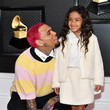 Chris Brown 62nd Annual GRAMMY Awards - Arrivals