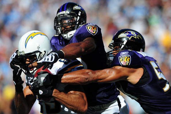 Baltimore Ravens v San Diego Chargers []