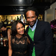 Chris Chambers Dinner With Bevy Smith, STARZ 'Power' Dinner With Principal Cast of 'Power' and NYC VIPS