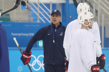 Chris Chelios Around the Games: Day 0 - Winter Olympic Games