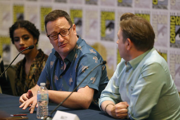Chris Chibnall BBC America's 'Doctor Who' At Comic-Con International: San Diego 2018