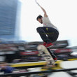 Chris Cole X Games Los Angeles - Day 2