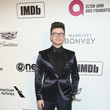 Chris Colfer IMDb LIVE At The Elton John AIDS Foundation Academy Awards Viewing Party