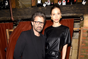 Chris Colls ELLE X Stuart Weitzman Celebration Of Giovanni Morelli's Debut Collection For Stuart Weitzman Hosted By Nina Garcia