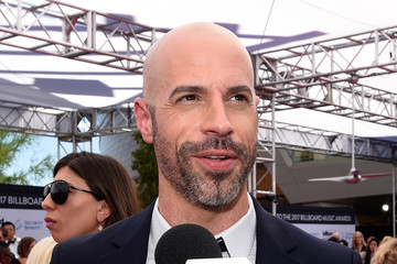 Chris Daughtry SiriusXM's 'Hits 1 in Hollywood' Broadcasts From the Red Carpet Leading Up to the Billboard Music Awards at the T-Mobile Arena