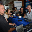 Chris Egan SiriusXM Broadcasts from Comic-Con