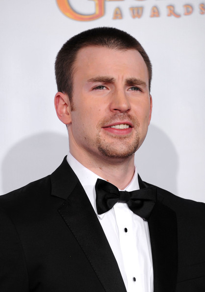 Chris Evans Presenter Chris Evans poses in the press room at the 68th Annual Golden Globe Awards held at The Beverly Hilton hotel on January 16, 2011 in Beverly Hills, California.