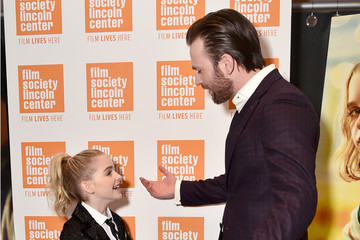 Chris Evans 'Gifted' New York Premiere