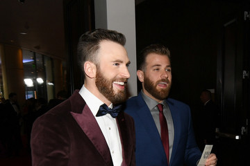 Chris Evans 77th Annual Golden Globe Awards - Cocktail Reception