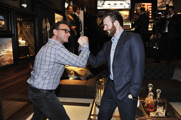 Chris Evans IWC Schaffhausen at SIHH 2016 - Day 2