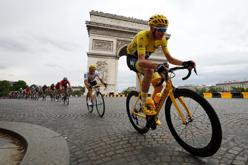 Chris Froome Le Tour de France 2017 - Stage Twenty One