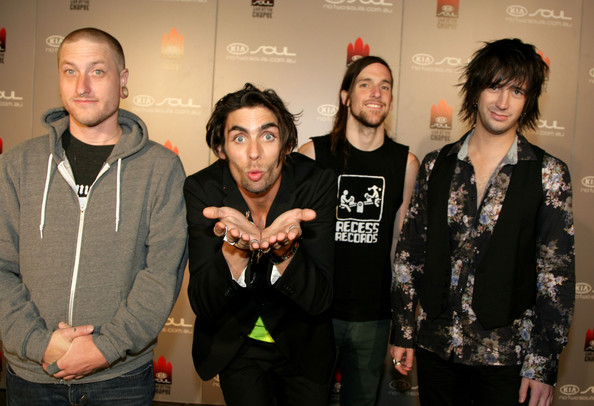 chris gaylor photos photos all american rejects play live at the