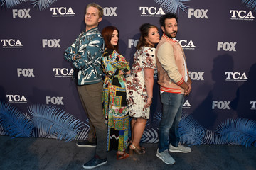 Chris Geere FOX Summer TCA 2018 All-Star Party - Arrivals