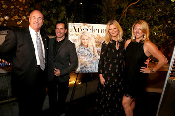 Chris Gialanella Angeleno Magazine Celebrates Its Philanthropy Issue With Sandra Lee and BBVA Compass