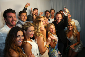 Chris Harrison Inside the Young Hollywood Awards