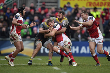 Chris Henry Ulster Rugby v La Rochelle -  Champions Cup