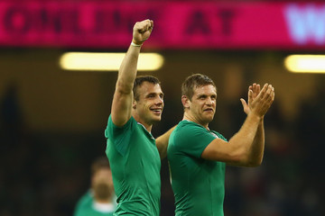 Chris Henry France v Ireland - Group D: Rugby World Cup 2015