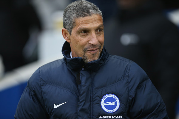 Brighton and Hove Albion v West Ham United - Premier League