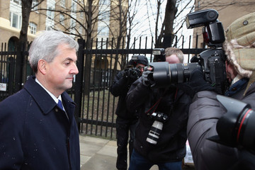 Chris Huhne Chris Huhne And His Former Wife Vicky Pryce Are Sentenced For Perverting The Course Of Justice Over Speeding Points