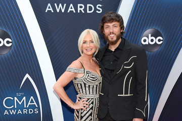 Chris Janson The 52nd Annual CMA Awards - Arrivals