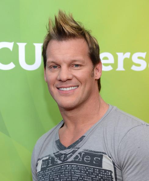 "Chris Jericho Chris Jericho attends NBCUniversal's ""2013 Winter TCA"