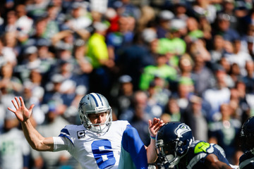 Chris Jones Dallas Cowboys vs. Seattle Seahawks