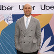 Chris Judd Celebrities Arrive With Uber At Kennedy Oaks Day