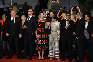 Chris King 'Diego Maradona' Red Carpet - The 72nd Annual Cannes Film Festival