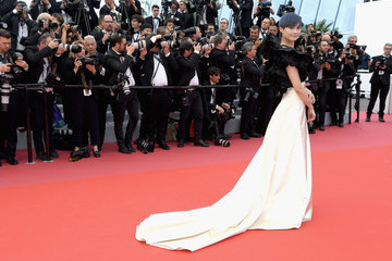 Chris Lee 'Everybody Knows (Todos Lo Saben)' & Opening Gala Red Carpet Arrivals - The 71st Annual Cannes Film Festival