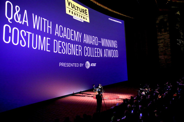 Vulture Festival Presented By AT&T - 'Fantastic Beasts: The Crimes Of Grindelwald' Featuring A Q&A With Academy Award–Winning Costume Designer Colleen Atwood Presented By AT&T