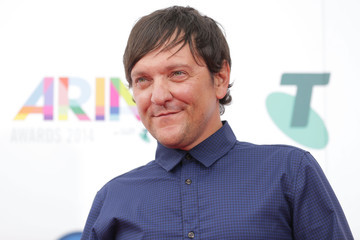 Chris Lilley Arrivals at the 28th Annual ARIA Awards