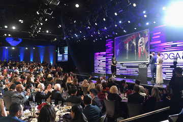 Chris Lowell 21st CDGA (Costume Designers Guild Awards) - Show And Audience