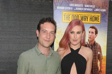 """Chris Marquette """"The Odd Way Home"""" - Los Angeles Premiere"""