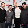 Chris Martin The 2020 iHeartRadio ALTer EGO – Backstage