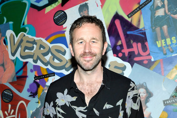 Chris O'Dowd Farfetch and William Vintage Celebrate Gianni Versace Archive hosted by Elizabeth Stewart and William Banks-Blaney