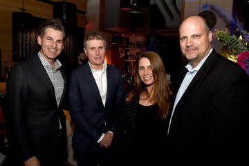 Chris Parnell Premiere Of Showtime's 'Black Monday' - After Party