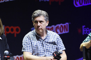 Chris Parnell 2016 New York Comic Con - Day 1