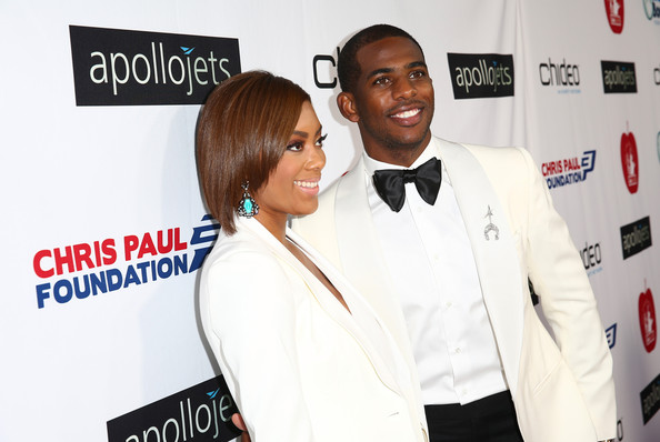 The CP3 Foundation's Celebrity Server Dinner