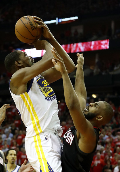 Golden State Warriors vs. Houston Rockets - Game Five []