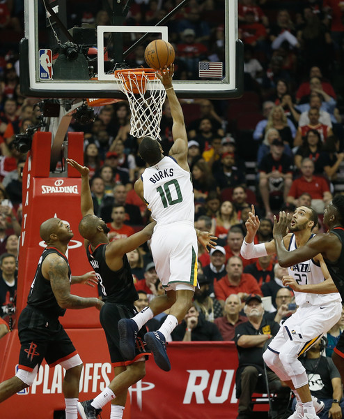 Utah Jazz vs. Houston Rockets - Game Five