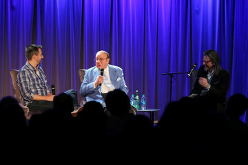 Chris Perkel A Night With Clive Davis: Featuring a Screening of the Soundtrack of 'Our Lives' Documentary and a Q&A